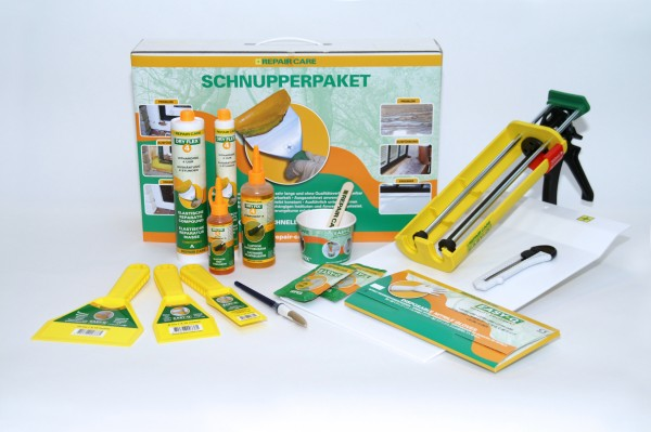 Repair Care Schnupperpaket DRY FLEX® 4